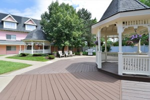 Best Western Greenfield Gazebo