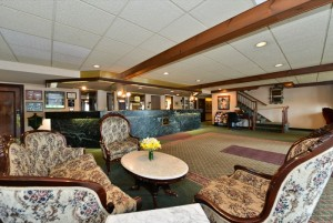 Best Western Greenfield Inn Lobby